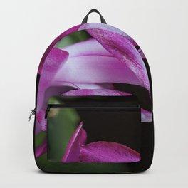 Christmas Cactus flower Backpack