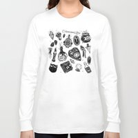 loll3 Long Sleeve T-shirts featuring Witchy  by lOll3