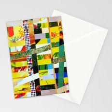 Carina (stripes 2) Stationery Cards