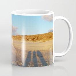 three shadows Coffee Mug