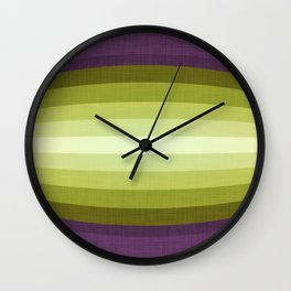 Dirigible Cucumber Wall Clock