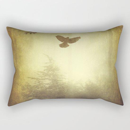 weltschmerz Rectangular Pillow