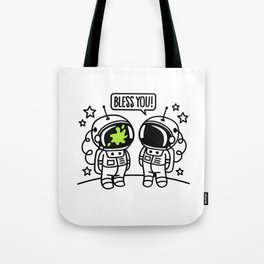 Bless you! Tote Bag
