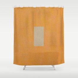 Nudo Giallo Shower Curtain