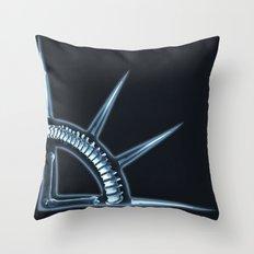 Libertee Throw Pillow