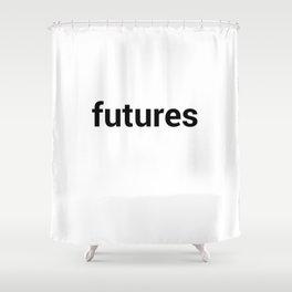 futures Shower Curtain