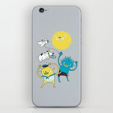 It's a nice day to play! iPhone Skin