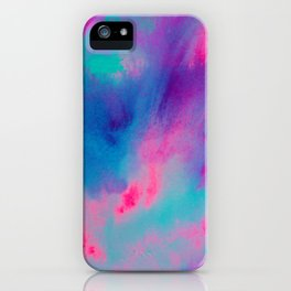 WAITING FOR MERCY iPhone Case