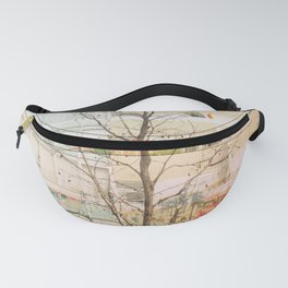 Overwhelming London Fanny Pack