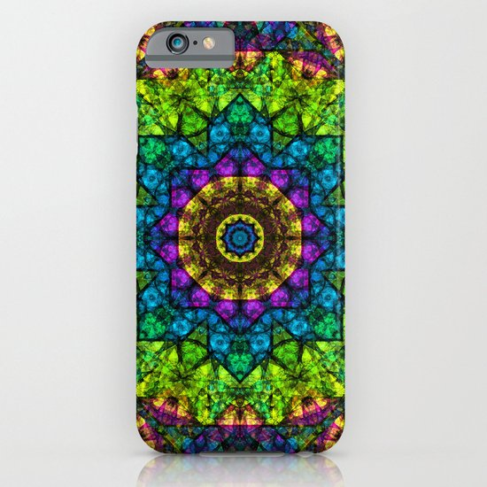 kaleidoscope Crystal Abstract G50 iPhone & iPod Case
