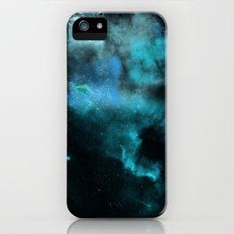a cold nebula iPhone Case