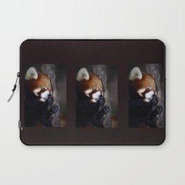 Red Bear-Cat Laptop Sleeve