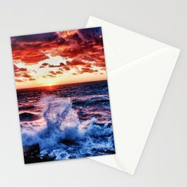 SuNset Waters Stationery Cards