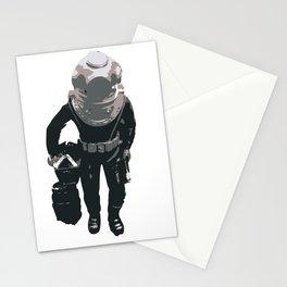 Scuba Diver Stationery Cards