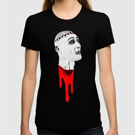 Severed Head - Feeling Ghoulish Dripping Blood T-shirt