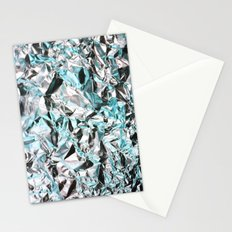 FOILED {BLUE} Stationery Cards