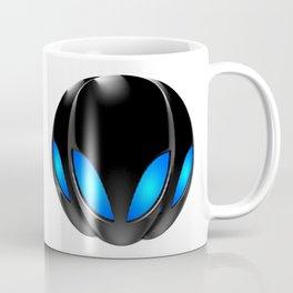 3 Alien Amigos Visit Coffee Mug