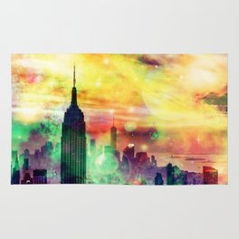 New York Fantasy Rug