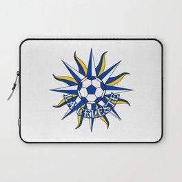 Uruguay La Celeste (The Sky Blue) ~Group A~ Laptop Sleeve