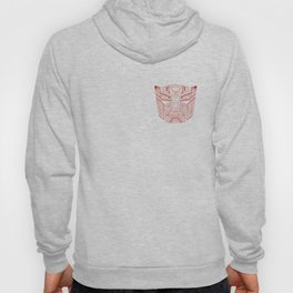 Autobot Tech Red Hoody