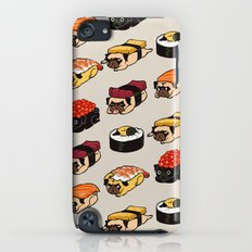 Sushi Pug Slim Case iPod touch