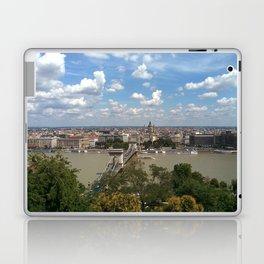 Budapest /Danube River/ Summer/ sunshine Laptop & iPad Skin