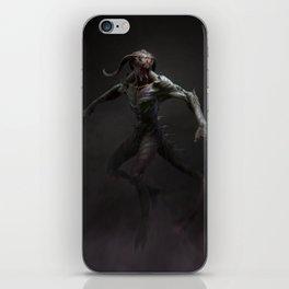 Swamp Demon iPhone Skin