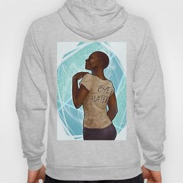 """Douchebag t-shirt"" Vivienne Hoody"