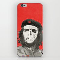 che iPhone & iPod Skins featuring CHE by Lucas Schievenin