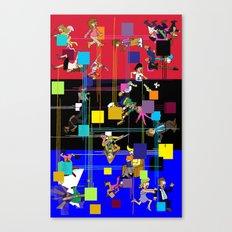 Viva La France Equinox Edition 2014 Canvas Print