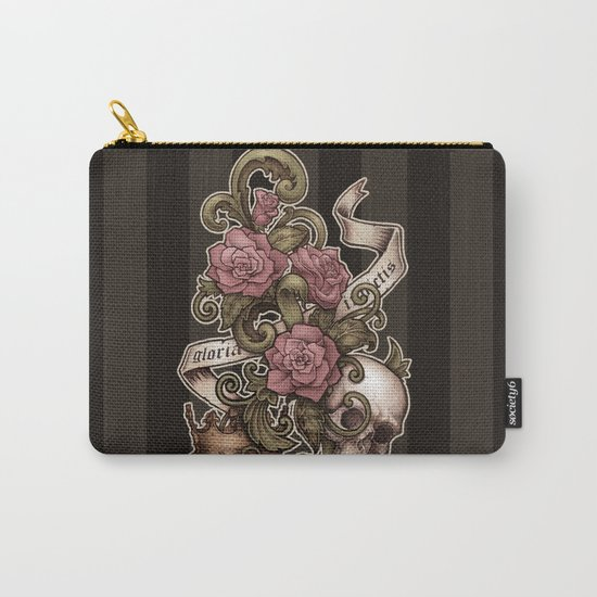 Gloria Invictis Carry-All Pouch