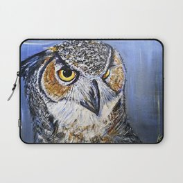 what a hoot Laptop Sleeve