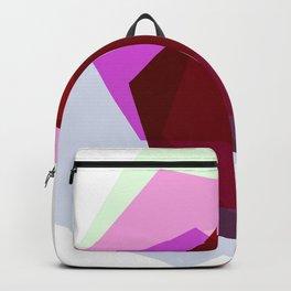 Pastel Hexagons Backpack