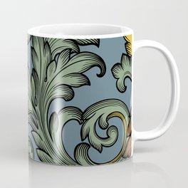 Acanthus Leaves Coffee Mug