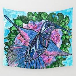 Colibri-001 Wall Tapestry