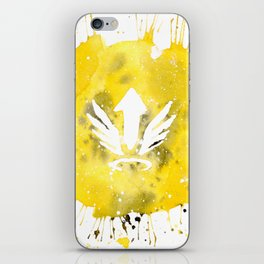 Heroes Never Die iPhone Skin