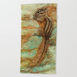 Jewel of the Underbrush Beach Towel