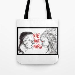 DIE ANT-WOORD Tote Bag