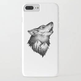 HOWLING iPhone Case