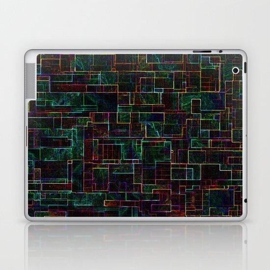Matrix Laptop & iPad Skin