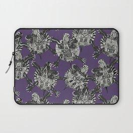 turtle party violet Laptop Sleeve