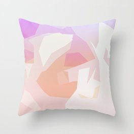 beau abstract 3 Throw Pillow