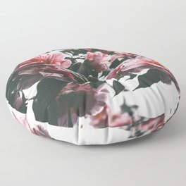 Hibiscus Floor Pillow