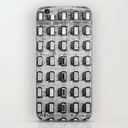 Holes In A Wall iPhone Skin