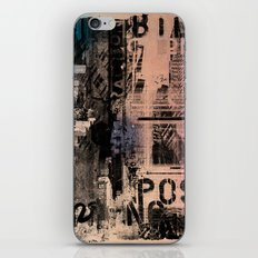 City Life: Distraction iPhone Skin