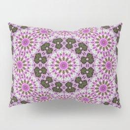 Petunia Kaleidoscope Pillow Sham