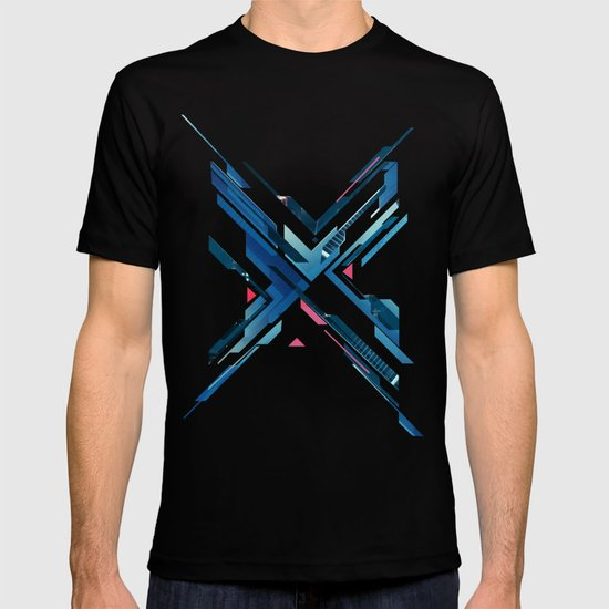 Geometric - Collage Love T-shirt