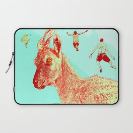 Goat I (Lie to Me) Laptop Sleeve