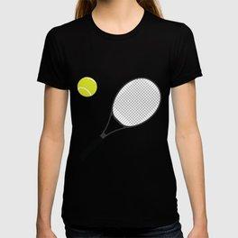 Tennis Racket And Ball 1 T-shirt
