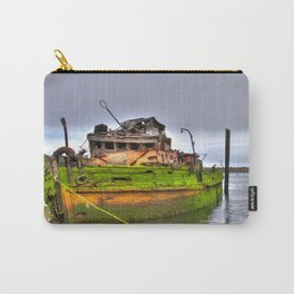 Mary D. Humes at the port of Gold Beach Carry-All Pouch